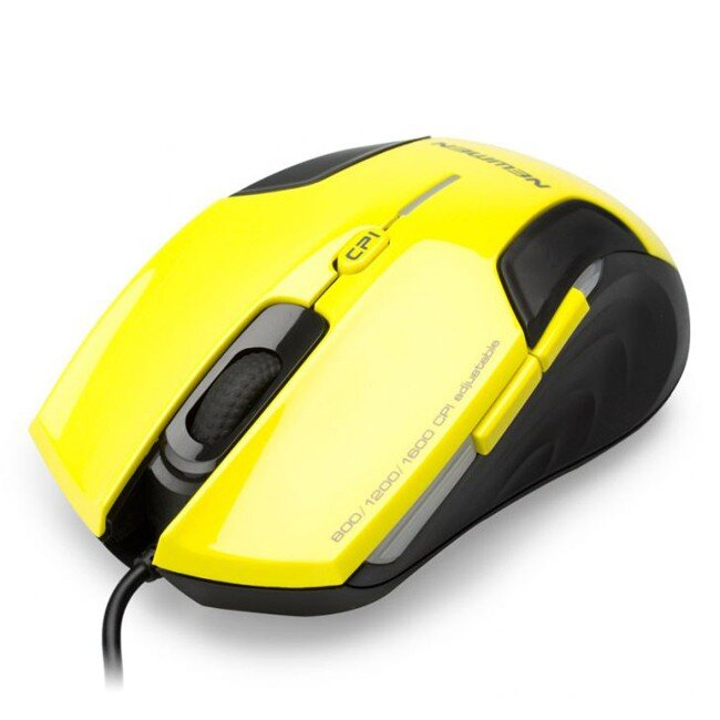 Chuột máy tính Newmen G7 - chuột game