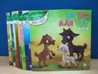 Chuyện kể cho bé hiếu thảo (Bộ 10 cuốn) - Nhiều tác giả