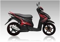 Xe máy Yamaha Luvias FI 2014