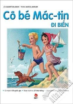 Cô Bé Mác-tin Đi Biển