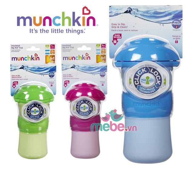 Cốc giữ nhiệt, giữ lạnh Munchkin 9oz 15400 (MK15400)
