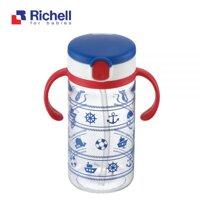 Cốc ống hút Richell RC41031 - 320ml