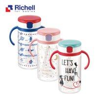 Cốc ống hút Richell RC41033 - 320ml