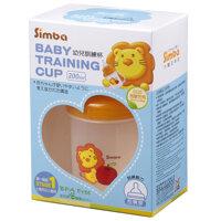 Cốc tập uống Simba bước 1 miệng núm vú S9934-1 (200ml)