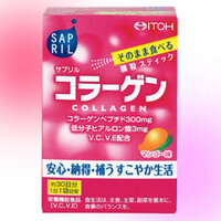 Collagen Nhật bản chống lão hóa da Collagen Sapuriru