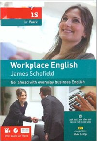 Collins English For Work - Workplace English - Kèm CD