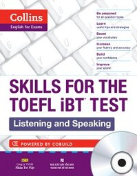 Collins Skills For The TOEFL iBT Test - Listening And Speaking