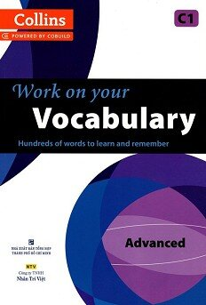 Collins Work On Your Vocabulary - Advanced C1