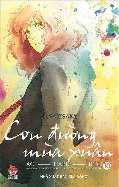 Con Đường Mùa Xuân - Tập 10 Tác giả Io Sakisaka
