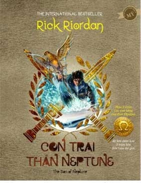 Con trai thần Neptune – Rick Riordan