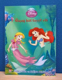 Công chúa và những người bạn - Giọng hát tuyệt vời (Disney)