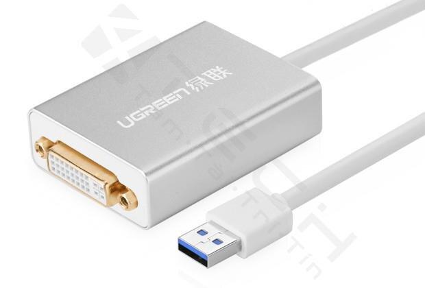 Cổng chuyển đổi USB 3.0 ra DVI UGREEN 40243