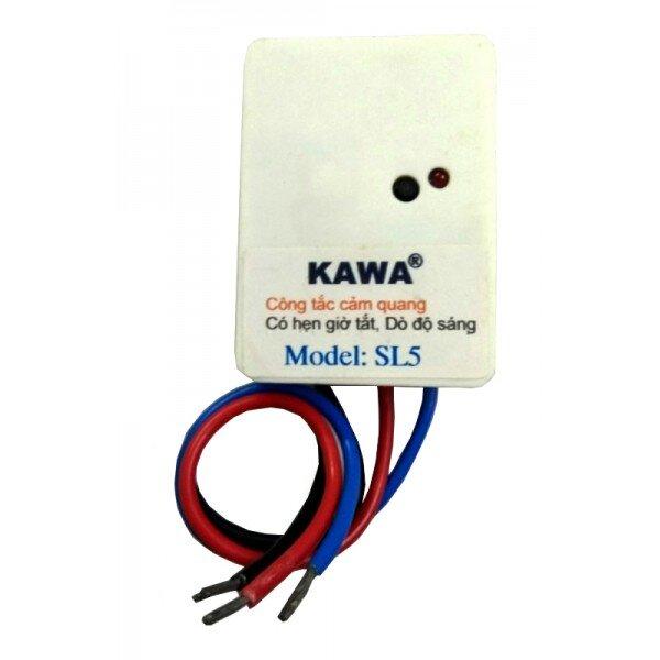 Công tắc cảm ứng ánh sáng Kawa KW-SL5