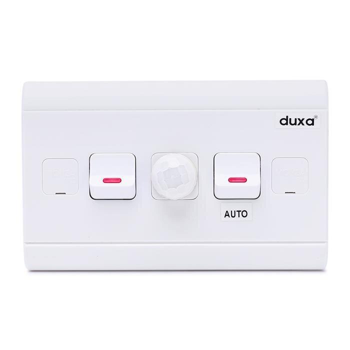 Công tắc cảm ứng hồng ngoại Duxa S29A