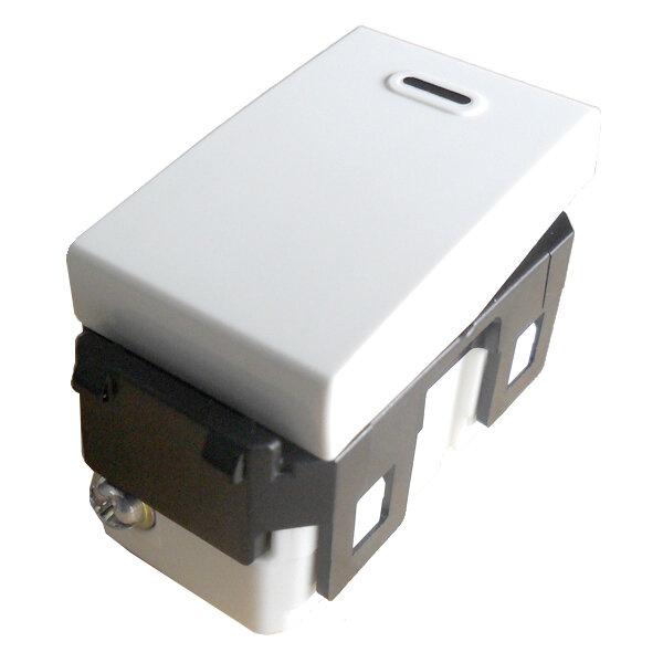 Công tắc đơn Panasonic WEV5033-7 -  có đèn báo
