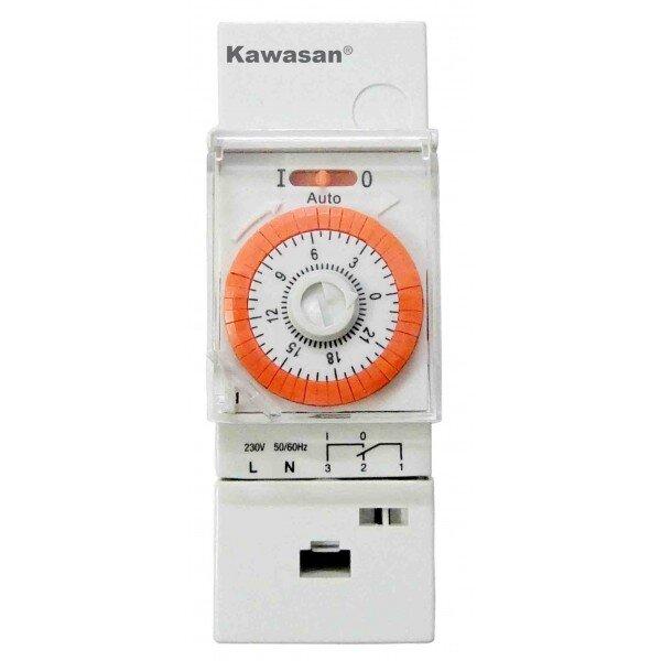 Công tắc hẹn giờ thanh ray KW-TS18B