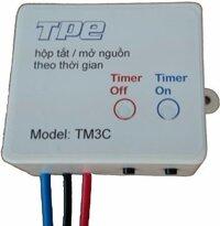 Công tắc hẹn giờ tuần hoàn TPE TM3C