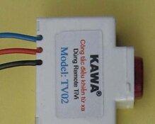 Công tắc Kawa kw tv02