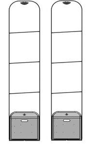 Cổng từ an ninh Eguard  EG-3300CS