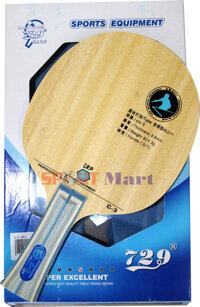 Cốt vợt bóng bàn 729 - C3
