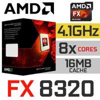 CPU AMD Vishera™ FX-8320 3.5Ghz