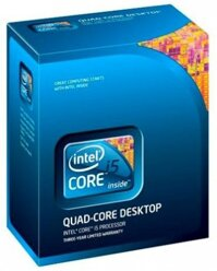 CPU INTEL® CORE™ I5 - 760 2.80 GHZ / 8MB / 1066MHZ / SOCKET 1156