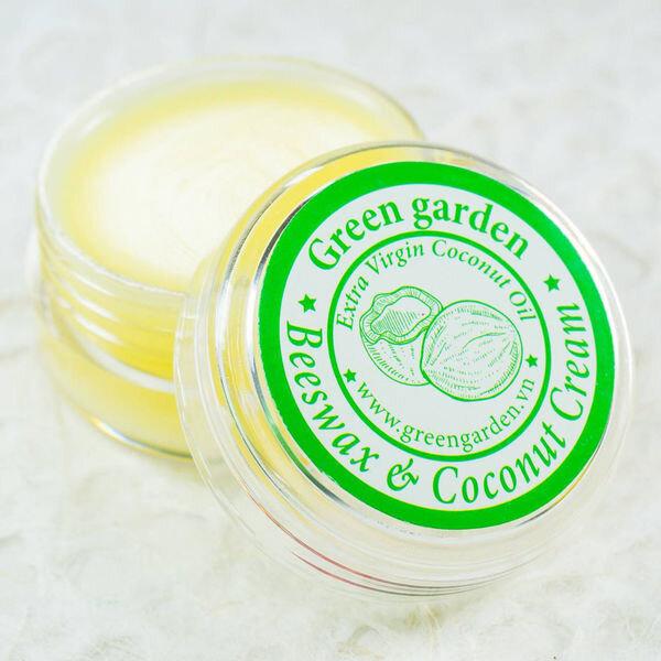 Cream dầu dừa sáp ong 20gr