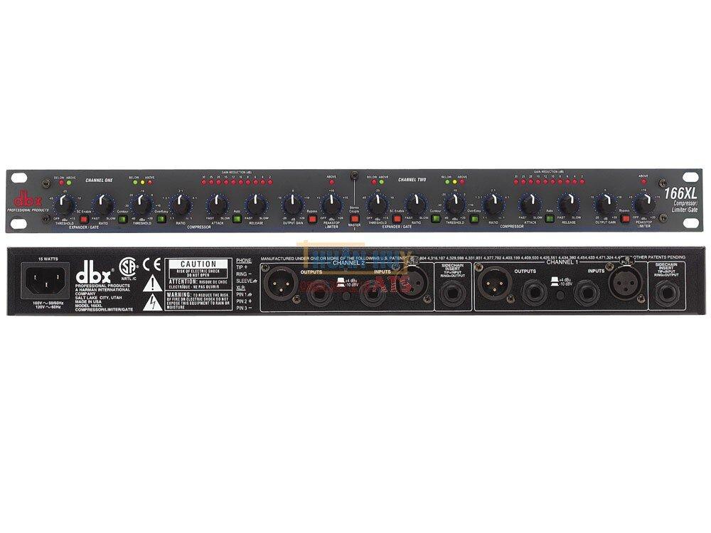 Crossover DBX 166XL