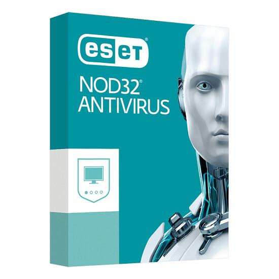 Phần mềm diệt virus Eset Nod32 Antivirus (3 máy / 1 năm)