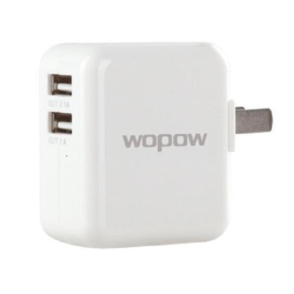 Củ sạc điện thoại USB Wopow A12