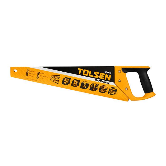 Cưa bảng 18'' Tolsen 31071 45cm