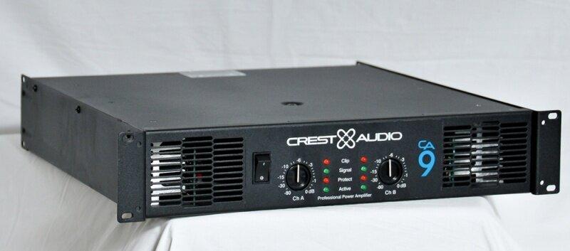 Cục đẩy công suất Crest Audio CA9