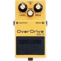 Cục phơ cho guitar Boss OD-3