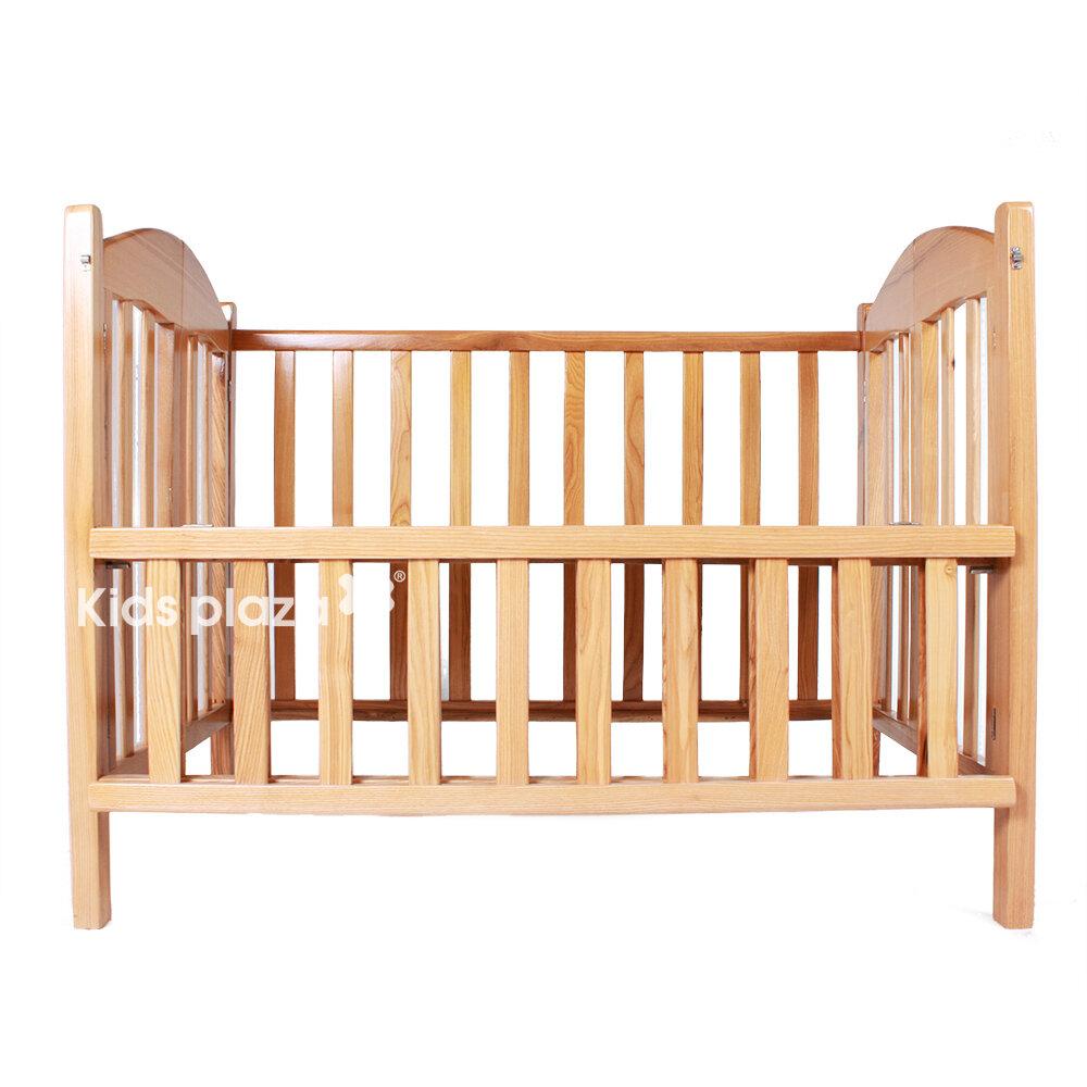 Cũi gỗ sồi Mỹ - 70 x 110cm