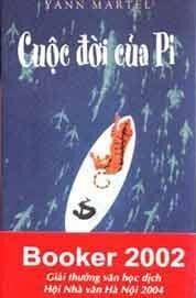 Cuộc đời của Pi (Giải Thưởng Booker 2002)