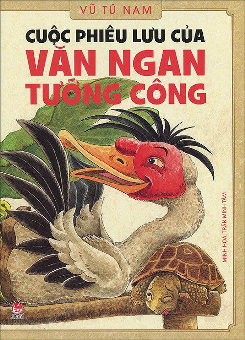 Cuộc phiêu lưu của Văn Ngan tướng công – Vũ Tú Nam