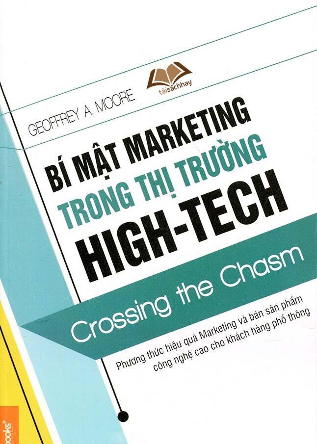 cuốn sách bí mật marketing trong thị trường High-Tech