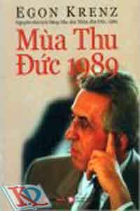 Mùa thu Đức 1989