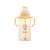 Bình sữa hồ lô tay cầm hút tự động nhựa PPSU Simba S6115 - 320ml