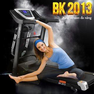Máy chạy bộ điện Kingsport BK-2013 đơn năng