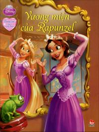 Trang sức của công chúa - Vương miện của Rapunzel (Disney)