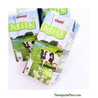 Thùng sữa tươi ít béo Frischli 12 hộp x 1L (1,5%)
