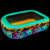 Bể bơi phao gia đình Angribird hình chữ nhật 96109B