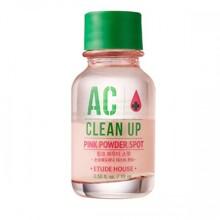 Dung dịch chấm trị mụn Etude House Ac Clean Up Pink Powder Spot