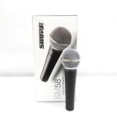 Micro Shure SM58SK - Micro có dây, có công tắc)