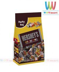 Chocolate Hershey's Miniature 1,58kg