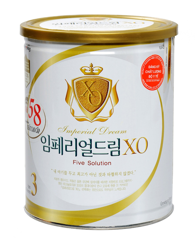 Sữa Imperial Dream XO 3 - hộp 400g (dành cho trẻ từ 6 - 12 tháng) ...