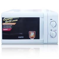 Lò vi sóng Sanyo EMG2182W (EM-G2182W) - Lò cơ, 20 lít, 700W, có nướng