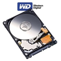 "Ổ cứng laptop Western Digital 750GB @7200rpm SATA 2.5"" HDD"