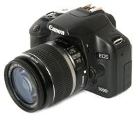 Máy ảnh DSLR Canon EOS 500D - 15.1MP